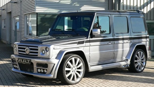 A.R.T. Mercedes G streetline STERLING