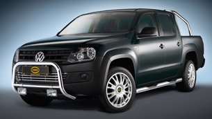 Cobra Technology accessories program for VW Amarok