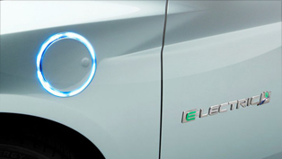 2012 Ford Focus Electric teaser