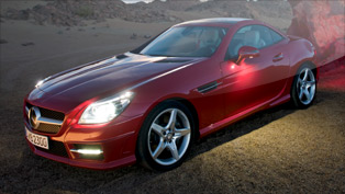 2012 Mercedes-Benz SLK Roadster