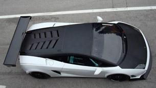 Reiter Lamborghini Gallardo LP600+