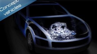 Subaru BOXER Sports Car Concept