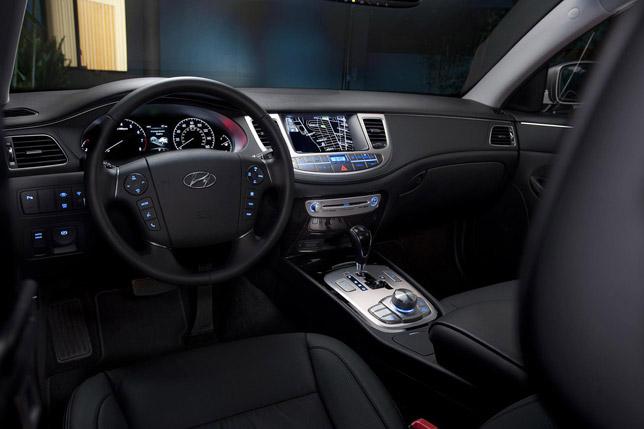 launch ultimate car genesis carsguide reviews hyundai price review pack