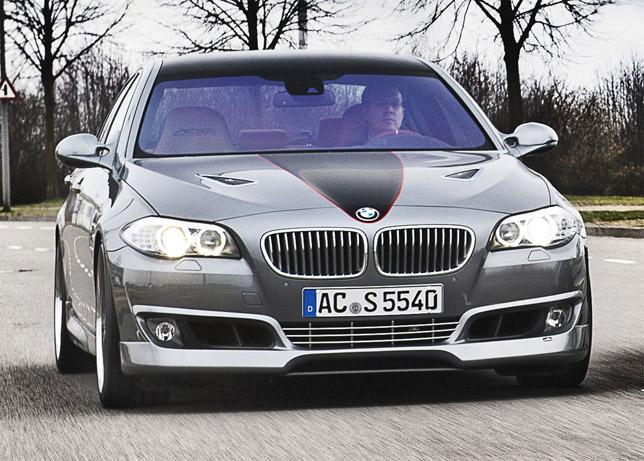 AC-Schnitzer 2011 BMW 550i