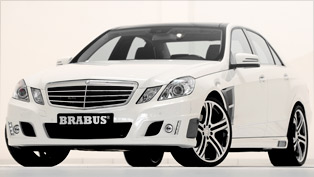 BRABUS S 350 BlueTEC meets the EURO VI standard