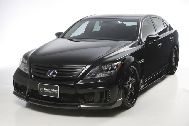 Wald Lexus Ls600h Black Bison Edition