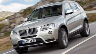 2011 BMW X3 Review [video]