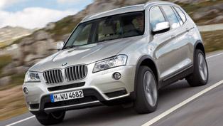 2011 BMW X3 Review [video]