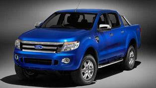 Ford at Bangkok Motor Show 2011