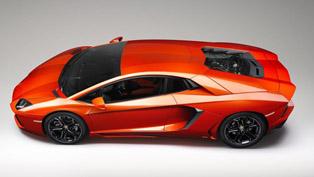 Lamborghini Aventador LP700-4 Commercial [video]