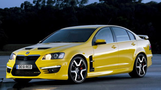 Vauxhall VXR8 Review [video]