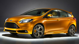 2012 Ford Focus ST [video]