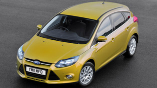 2012 Ford Focus UK sales