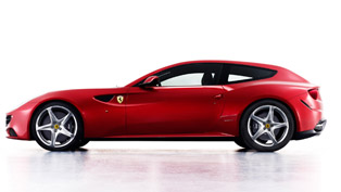 2012 Ferrari FF test drive [video]
