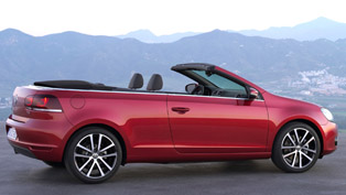 Volkswagen Golf 6 Cabrio Commercial [video]