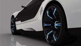 Audi A9 - details