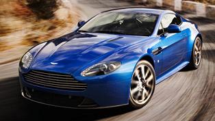 Aston Martin V8 Vantage S [video]