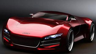 Audi R10 Renderings