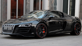 audi r8 hyper black by anderson germany