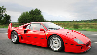 Top Gear: Porsche 959 vs Ferrari F40 [video]