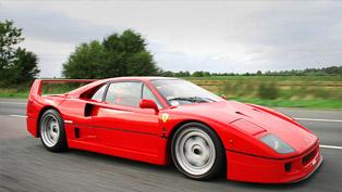 Top Gear: Porsche 959 vs Ferrari F40 [video]