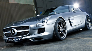 Kicherer Mercedes SLS AMG Supersport