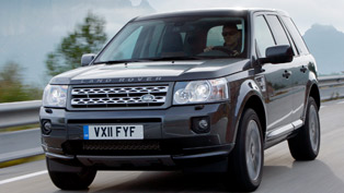 Land Rover celebrates the 250,000th Freelander 2