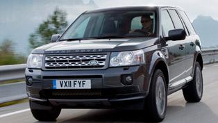 Land Rover celebrates the 250,000th Freelander 2