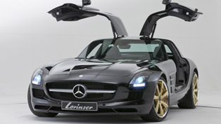 Mercedes SLS AMG with Lorinser RSK8