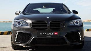 Mansory BMW 7-Series F01/F02