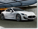 Maserati GranTurismo MC Stradale UK debut