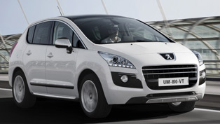 Peugeot 3008 HYbrid4 Limited Edition sold-out
