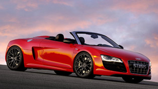 STaSIS Audi R8 V10 Supercharged Challenge Extreme Edition