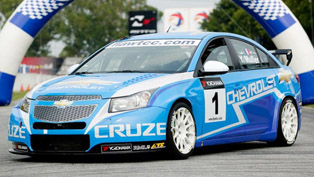 WTCC 2011 Chevrolet Cruze 1.6 turbo