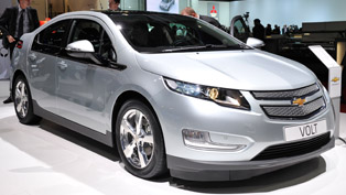 Chevrolet Volt priced at 41,950 Euros