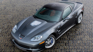 Chevrolet Corvette ZR1 Commercial [video]