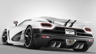 Koenigsegg Agera R specs
