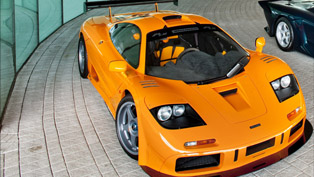 McLaren F1 - 391 km/h [video]