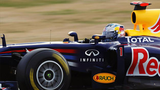F1: 2011 Australian Grand Prix - Sebastian Vettel is the winner