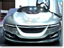 Geneva 2011: Saab PhoeniX Concept [video]