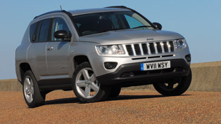 2011 jeep compass uk