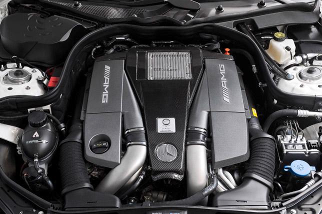 2011 Mercedes-Benz E 63 AMG