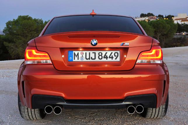 2011 BMW 1-Series M