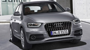 2012 Audi Q3 revealed ahead of Shanghai