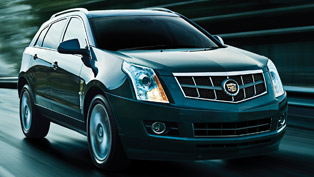 2012 Cadillac SRX now with 300 HP