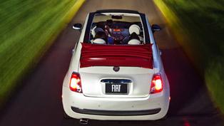 2012 Fiat 500 Cabrio US premiere
