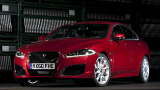 2012 Jaguar XF and XFR