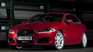 2012 Jaguar XF and XFR