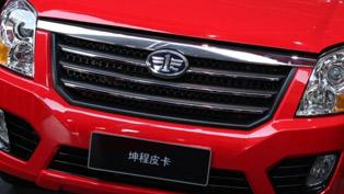 2012 Kuncheng pickup