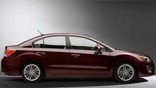 Subaru to debut 2012 Impreza at NY Auto Show